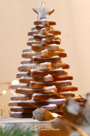 Biscuits sapin