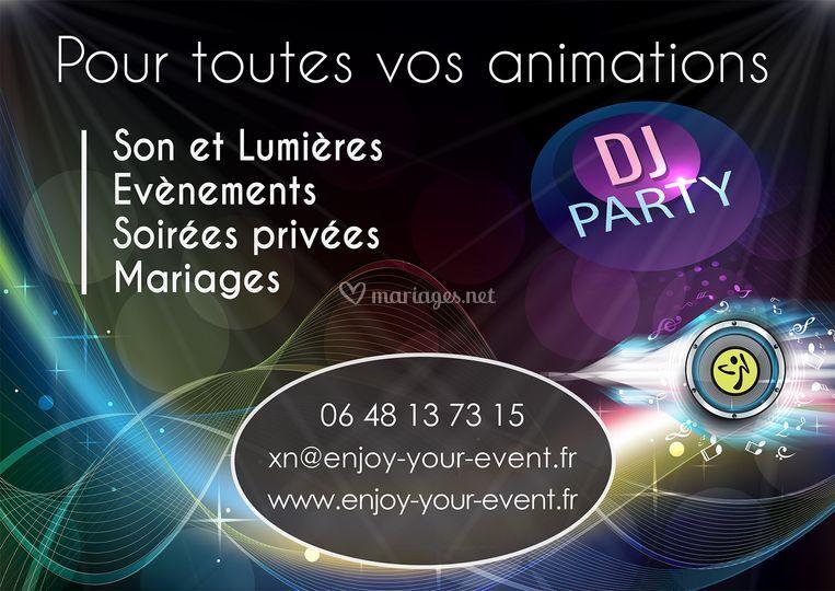 DJ enjoy-your-event