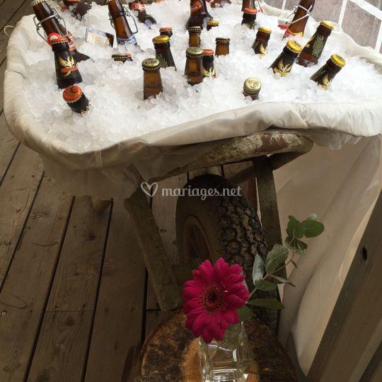 Marélie décoration bar à bière