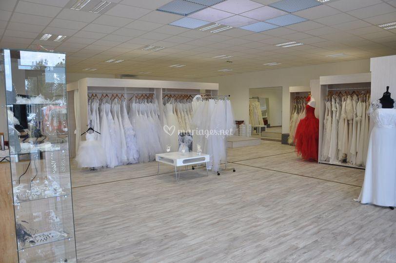 Boutique un jour, une mariée