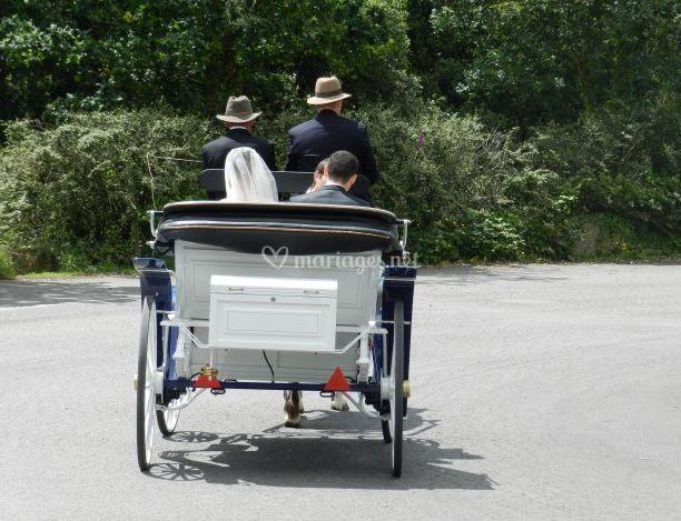 En route pour la mairie