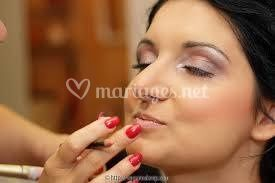 Seance maquillage
