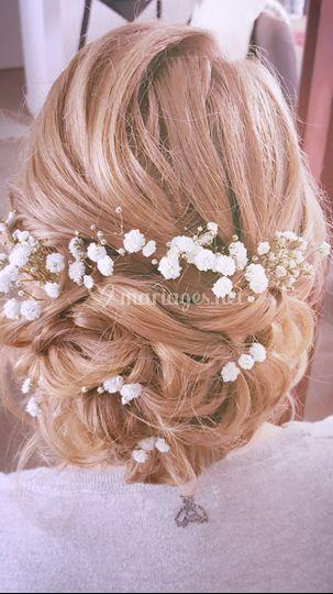 Beauté de la mariée