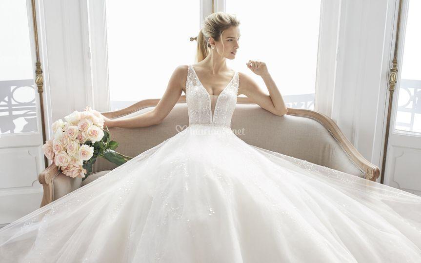 Magasin de robe de mariee dans le 91