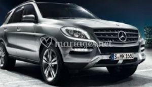 4x4 Mercedes-Benz ML