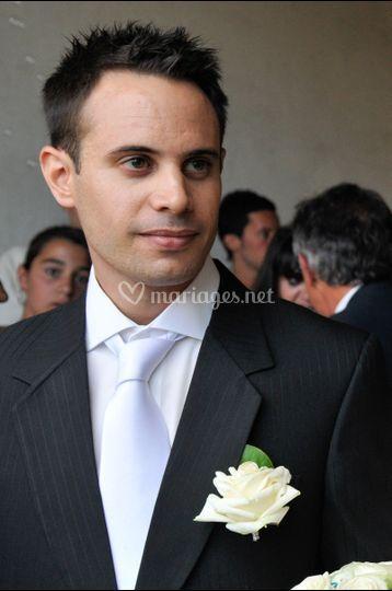 <b>Julien Roques</b> Photographie le marié sur <b>Julien Roques</b> Photographie - t25_M_001_26_3_30627