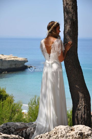 Frigolet - mariée de provence