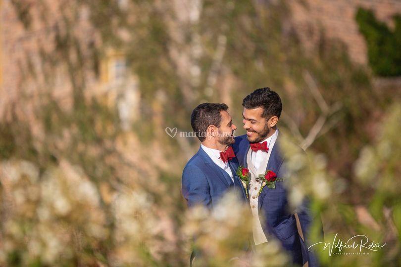 Jorge et Mathieu