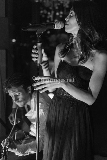 Chanteuse mariage montpellier