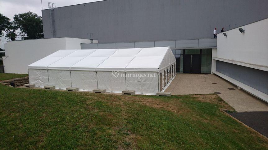 Tente 150m2
