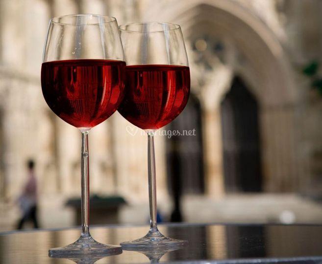 Kir vin blanc