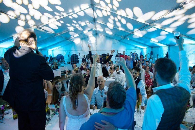 Mariage 150 personnes Locmaraiquer