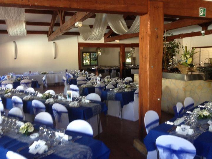 Salle 160 m²