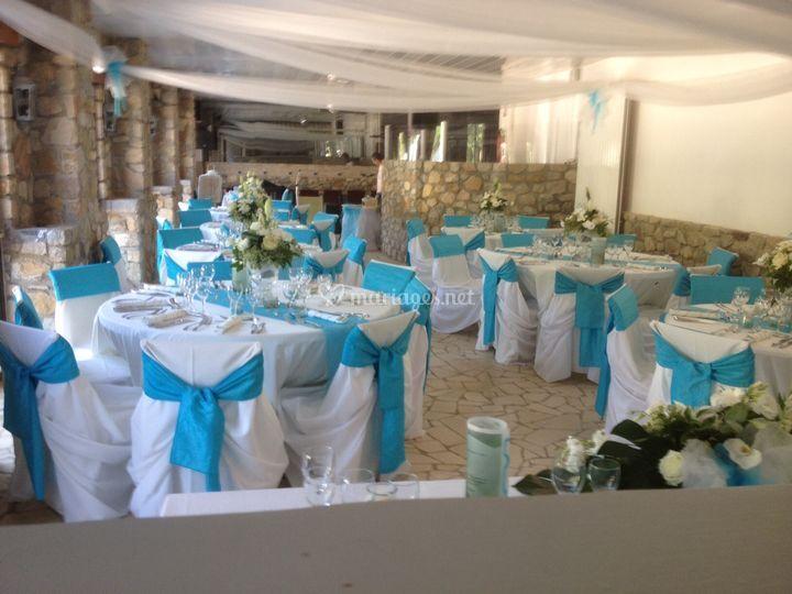 Salle 120 m²