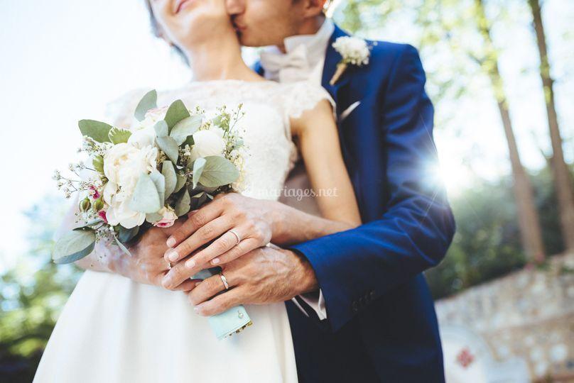Bouquet Couple