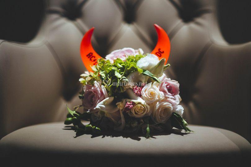 Bouquet Photo amusante