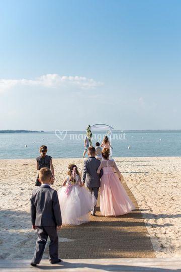 Mariage N&L  ©Tatiana Michel