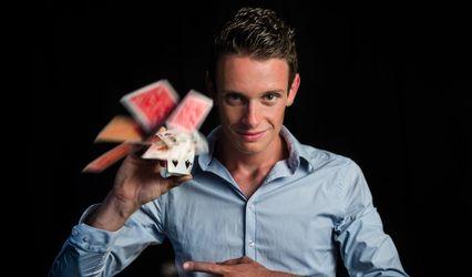 Damien Magicien Illusionniste