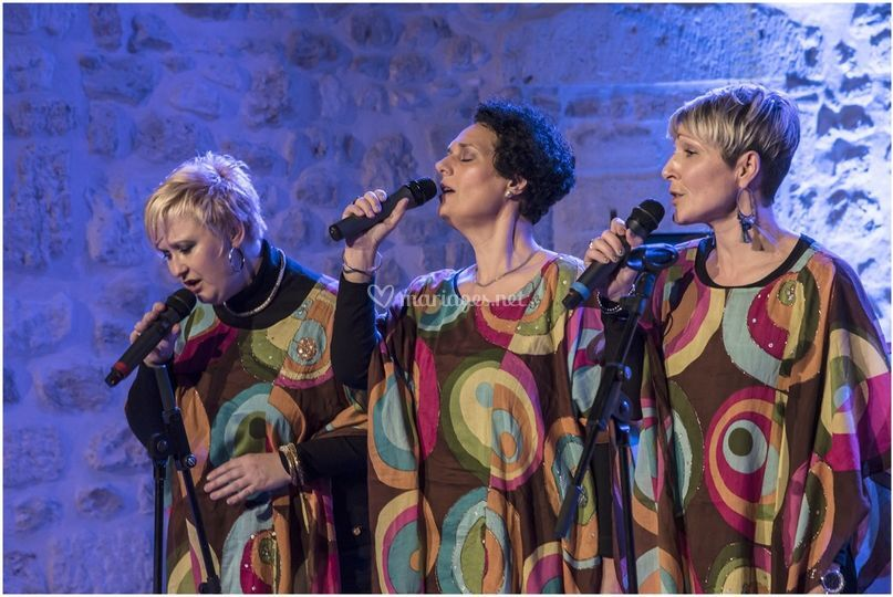 Chanteuses Gospel