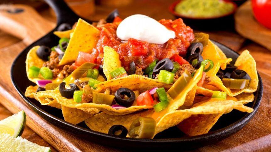 Les nachos