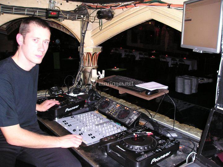 DJ Greg au Duplex à Paris
