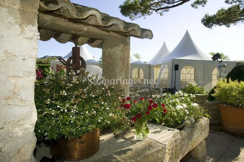 Réception Jardin