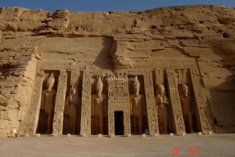 Egypte - Abou SImbel