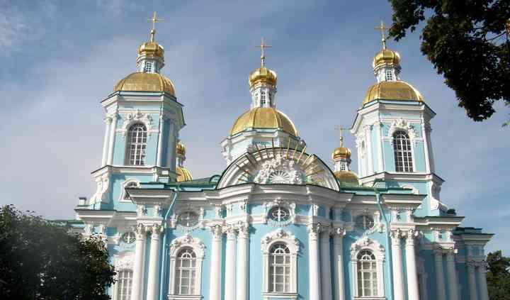 Russie - St Petersbourg