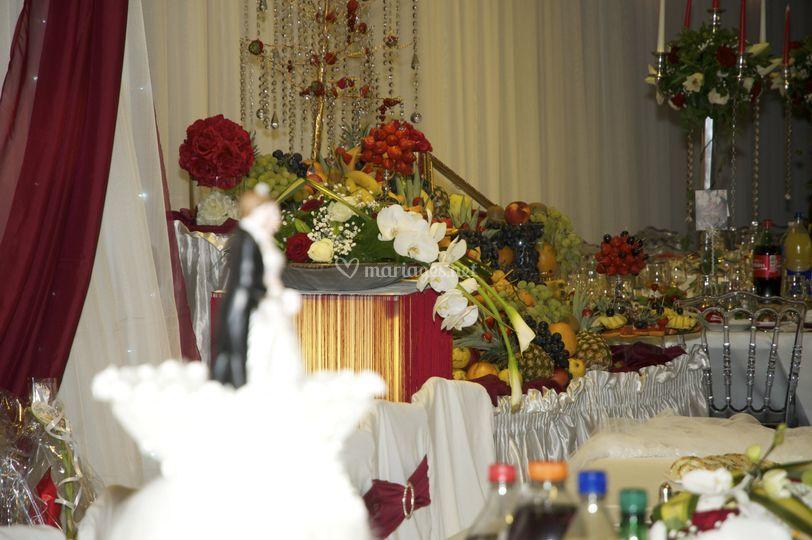 Mayr traiteur - Decoration buffet traiteur ...
