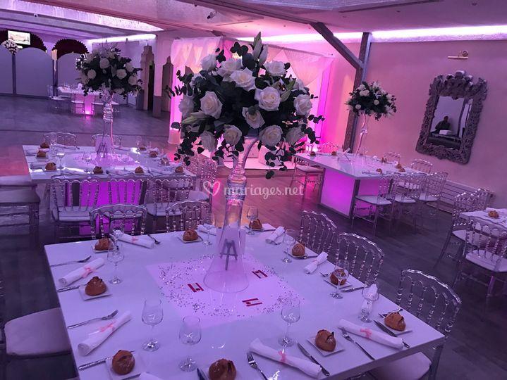 Table HM Délices