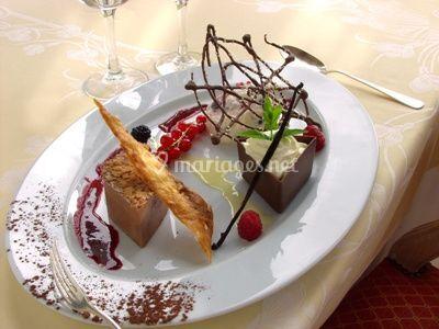 Dessert de mariage