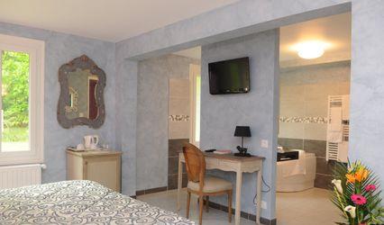 Domaine Valaudran Hôtel *** 3