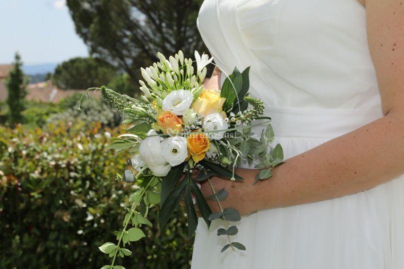 Bouquet de Nathalie