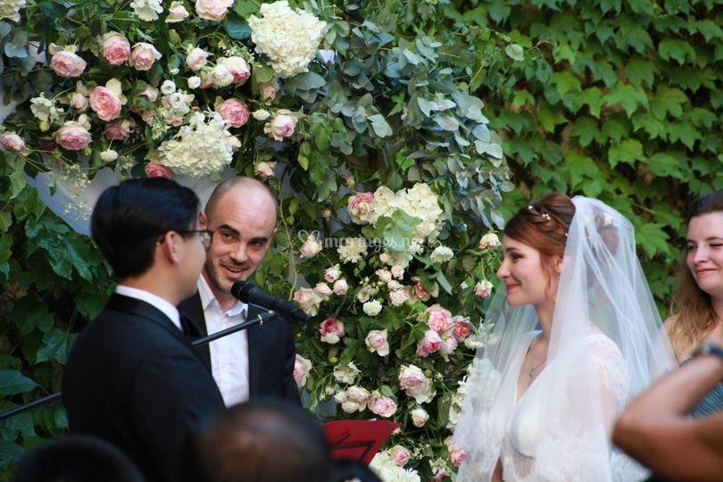 Ozécla Mariage