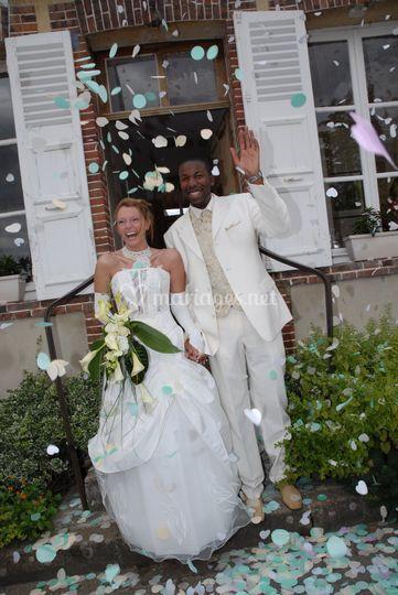 Mariage franco-malien