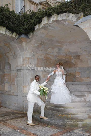 Mariage franco-malien J et N