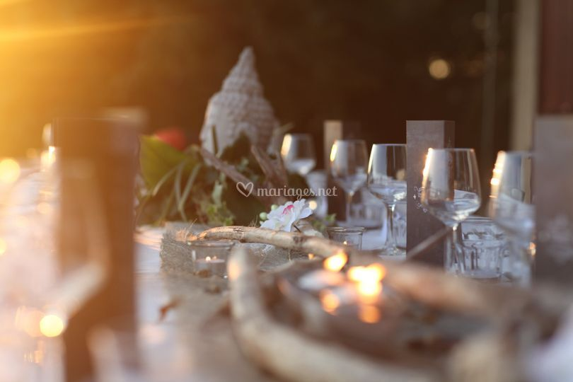 Luminescence et festivité