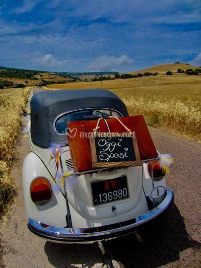 Option valise vintage Florence