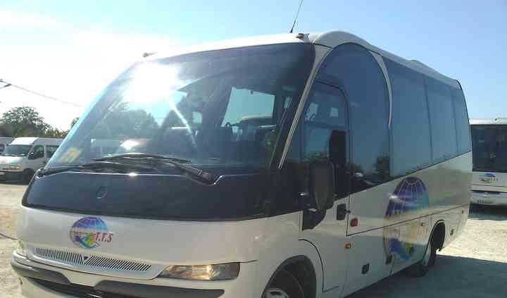 Minibus de 8 à 32 passagers