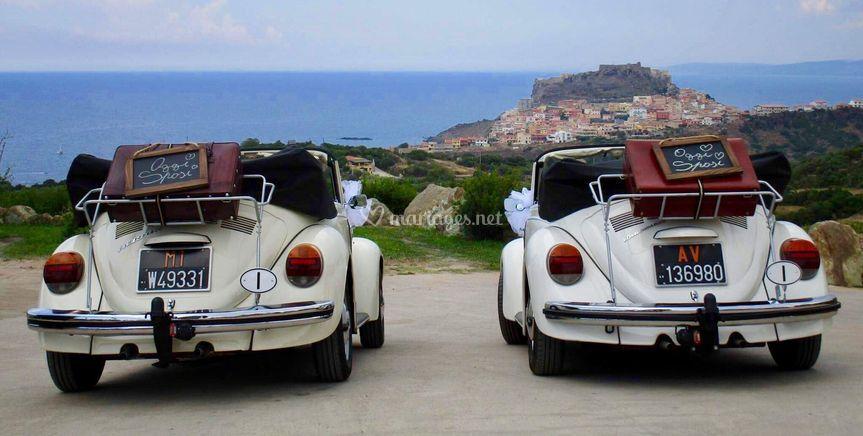 Les deux cabriolet