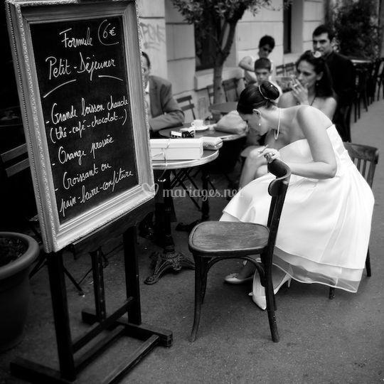 Guillaume Estève Photographie terrasse de café