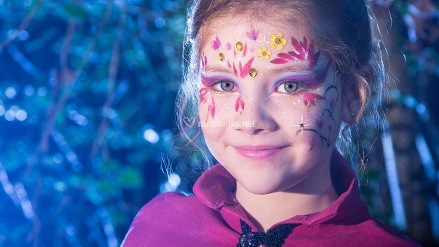 Face painting enfant