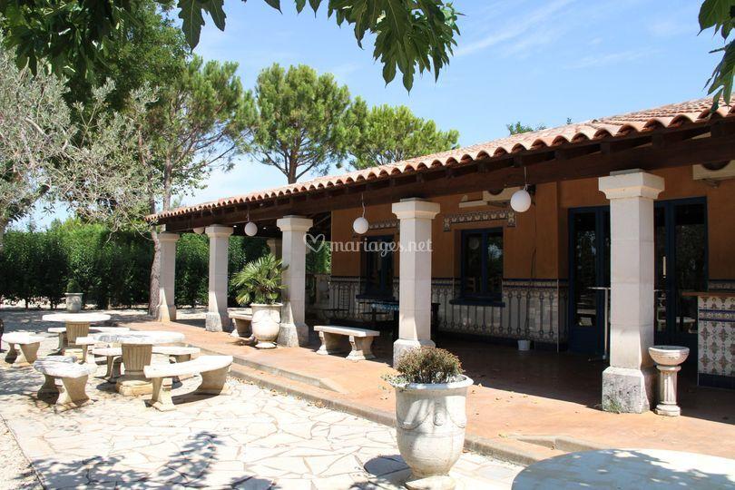 Domaine des mylords - L architecture andalouse ...