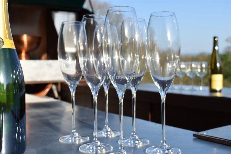 Champagne... Vin blanc ?