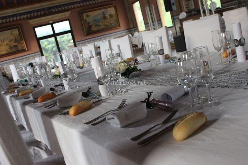 Domaine des mylords - Dressage de table ...