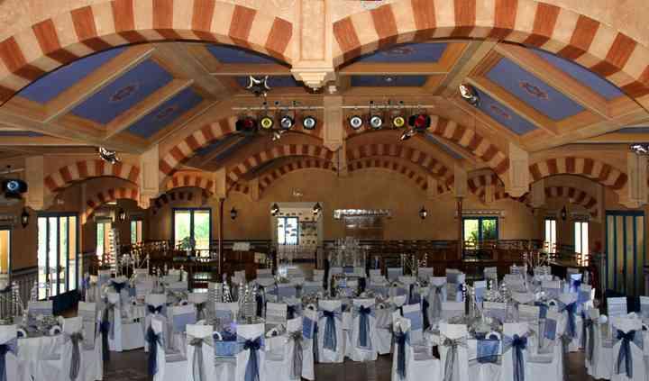 Salle Andalouse