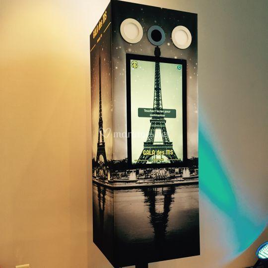 Défipix Tower