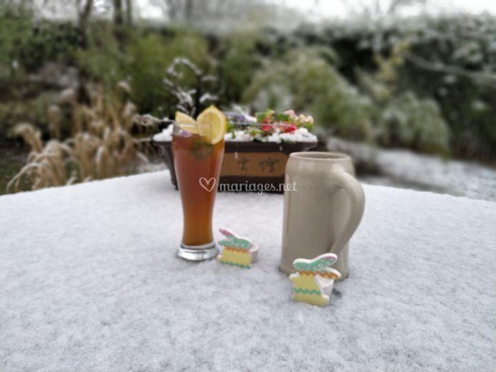 Cocktails d'hiver