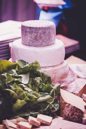 Pièce montée fromage