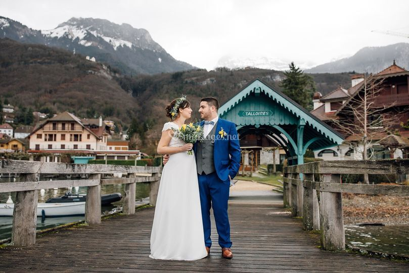 Photographe mariage Talloires